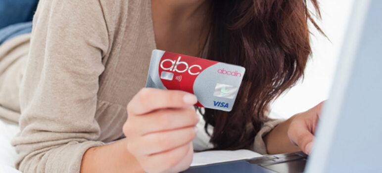Tarjeta de Crédito abcvisa